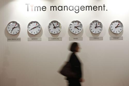 «Тайм-менеджмент» взаимодействия