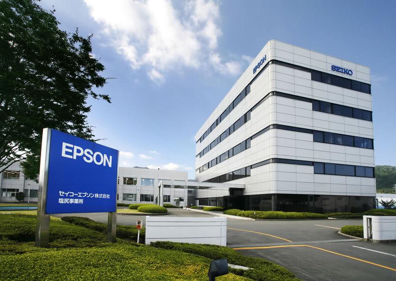 Фабрика печати Epson