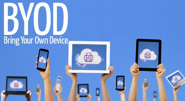 Пять изменений в организации технической поддержки в эпоху BYOD