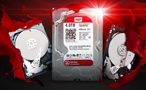Жесткие диски для NAS
