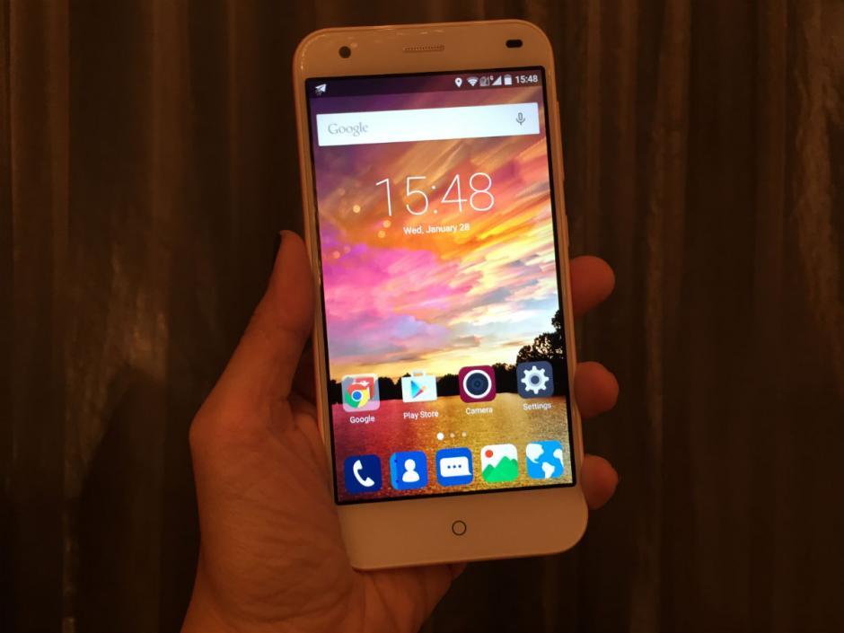 Невероятный смартфон ZTE Blade S6