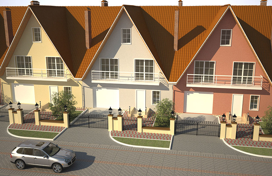 Недвижимость загородного типа: новый уровень свободы!