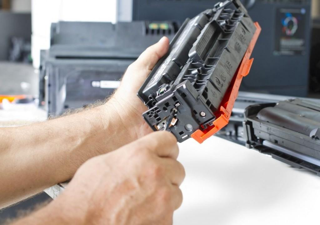 В чем суть заправки картриджей для лазерных принтеров?