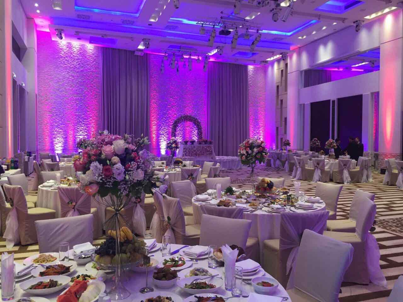 5 причин сыграть свадьбу в Hyatt Regency Dushanbe