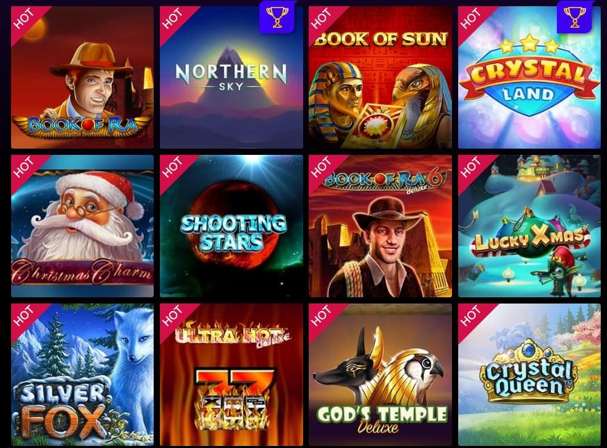 Казино онлайн игровые автоматы от официальных сайтов